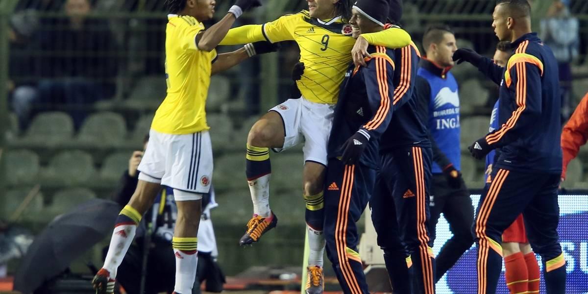 Falcao y Cuadrado impactan con su recuperación antes de de la fecha de amistosos