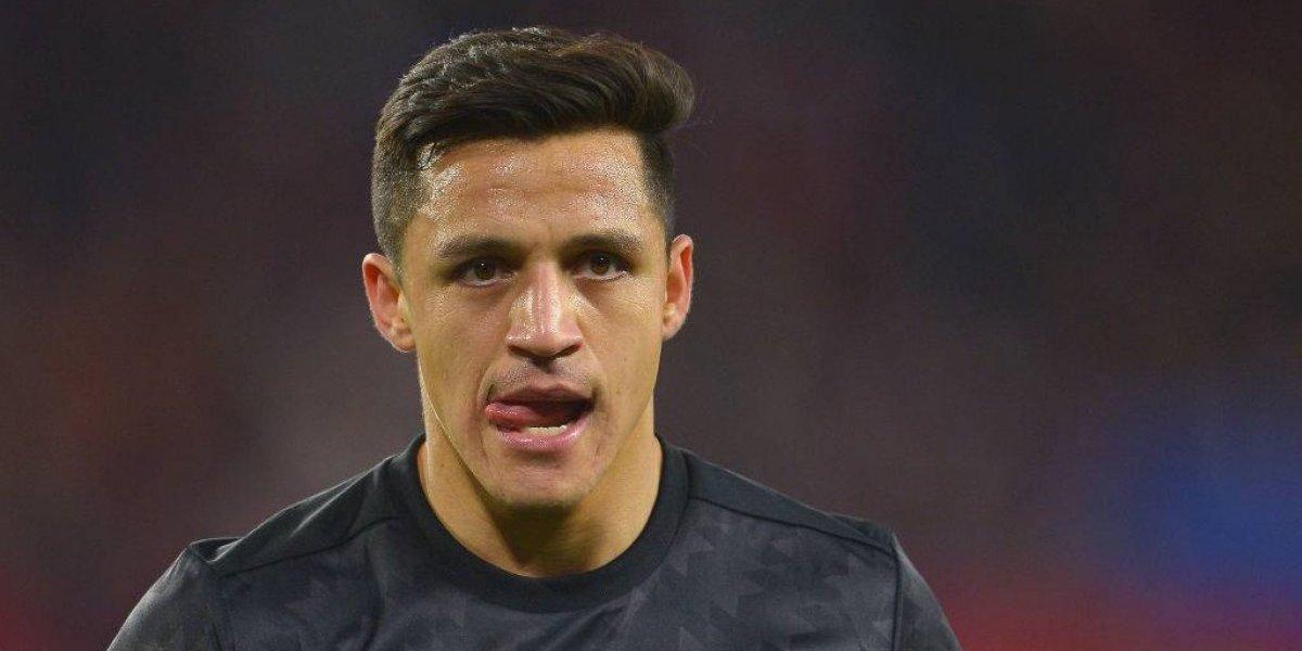 "Prensa inglesa le dio a Alexis: ""Manchester comienza a ver la versión preocupante de Sánchez"""
