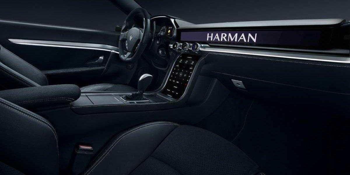 Así se imaginan Samsung y Harman los autos del futuro