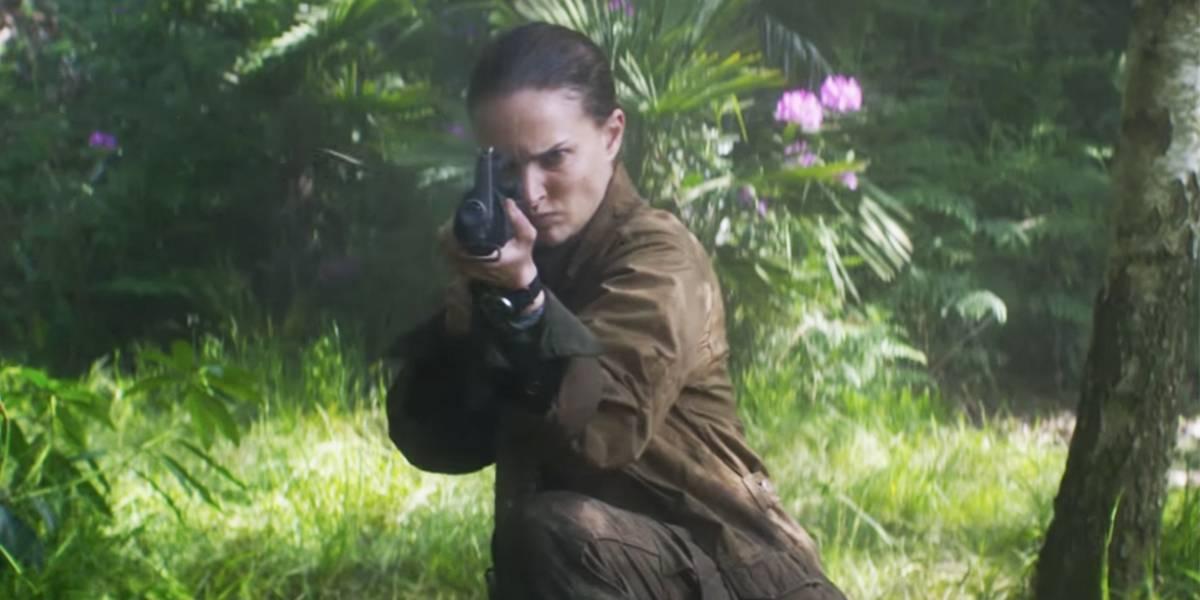 Netflix lanza adelanto del filme Aniquilación, con Natalie Portman