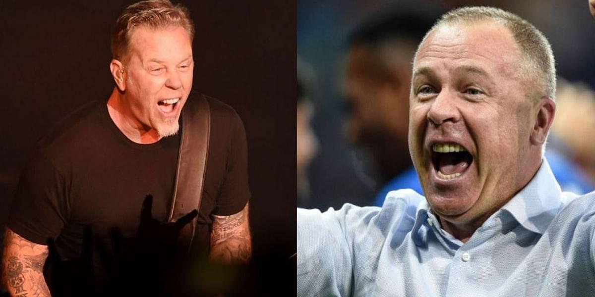 Mano Menezes, James Hetfield e outras 8 celebridades que se parecem MUITO