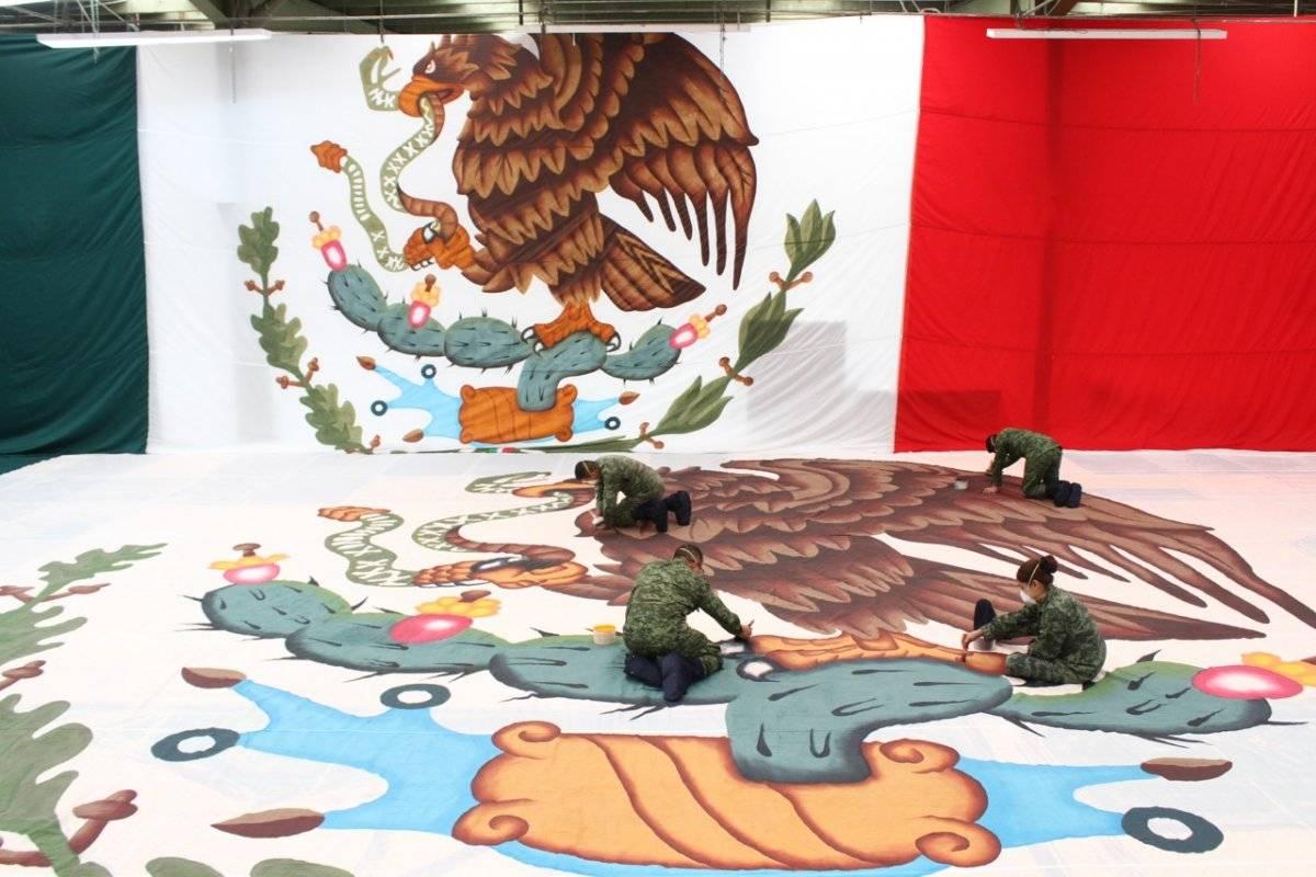 Banderas Monumentales.