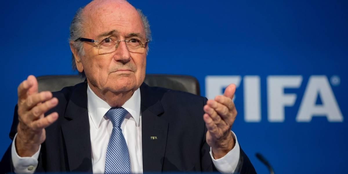 Blatter niega apoyo a México para el Mundial del 2026