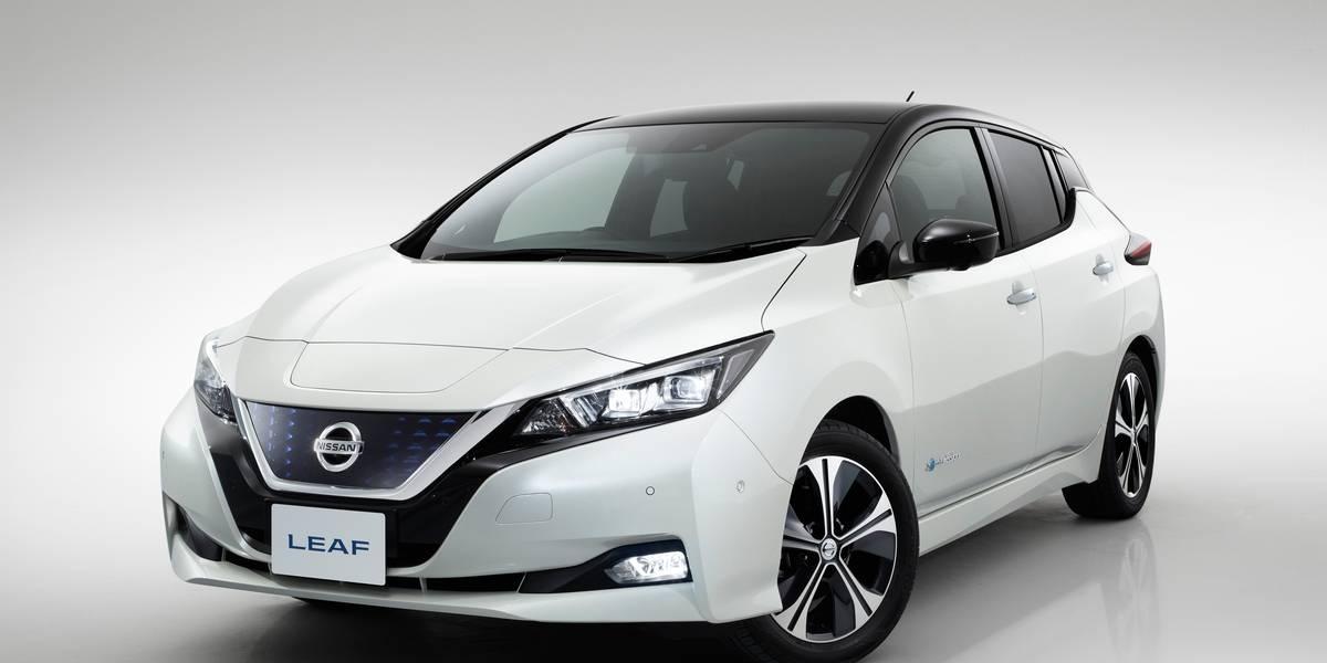El Nissan Leaf consigue máxima puntuación en la evaluación de seguridad