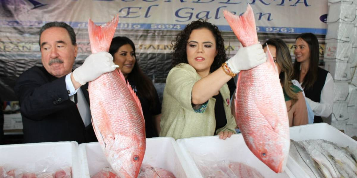 Senadores muestran 'peces gordos'