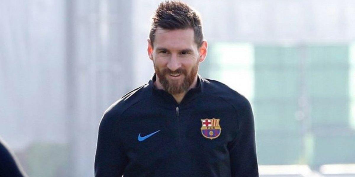 Mamá guatemalteca se muestra fan de Messi con un edicto que se vuelve viral