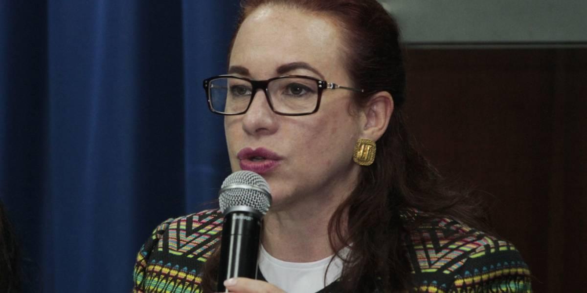 Canciller ecuatoriana defiende participación de Venezuela en Cumbre Américas