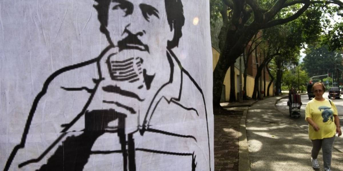 Ordenan expropiar bienes a esposa de Pablo Escobar