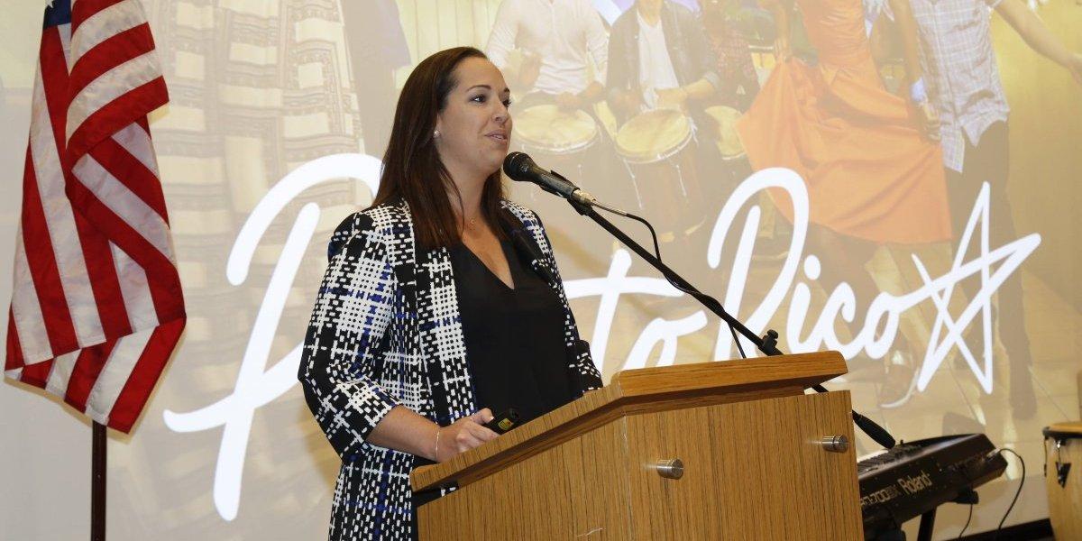 Gobernador designa a Carla Campos como directora ejecutiva de Turismo