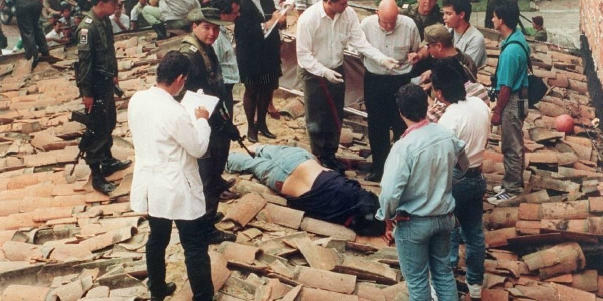 Arrestan a policía que lideró operación contra Pablo Escobar