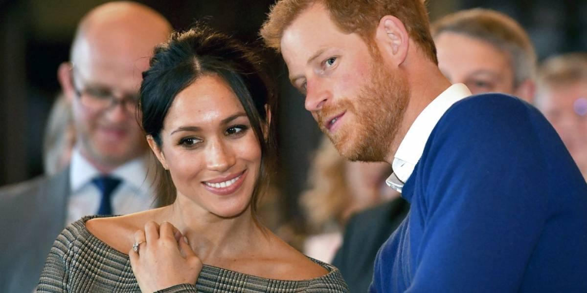 ¿Qué contenía el paquete sospechoso enviado al príncipeHarry y su prometida?