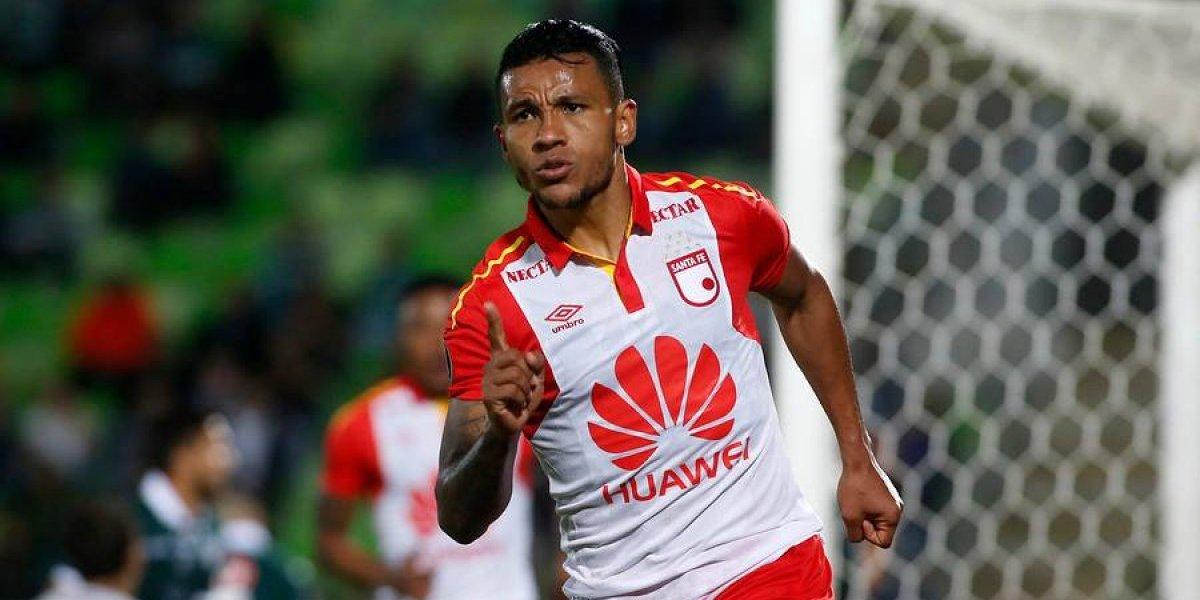 """Wilson Morelo olvidó su paso por Chile: """"Si la hinchada de Everton ha festejado mis goles, allá ellos"""""""
