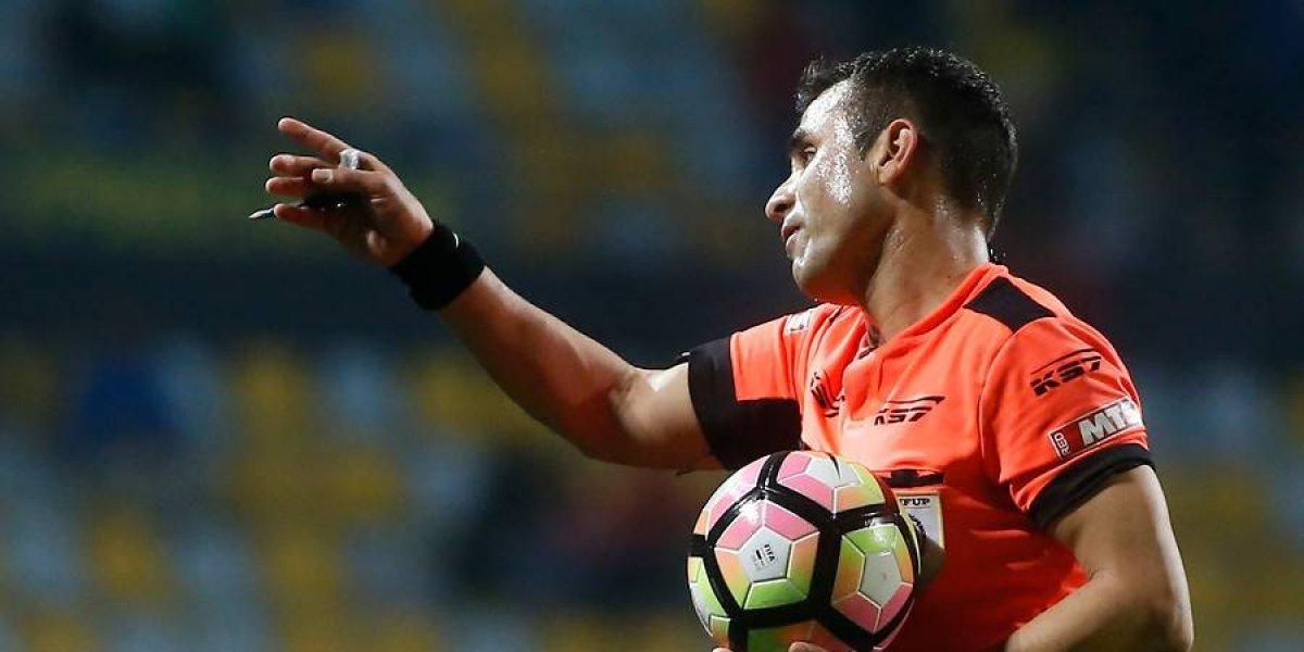 Maza a la UC, Andaur a Colo Colo y Bascuñán a la U: Los árbitros de la cuarta fecha del Campeonato Nacional