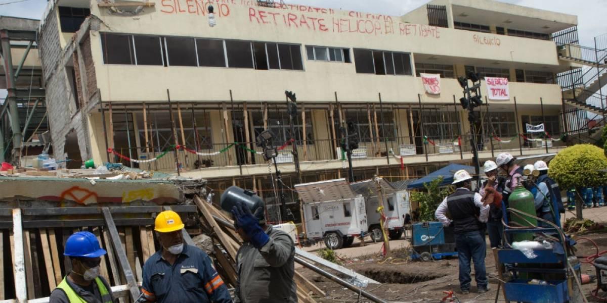 Vinculan a proceso a director de obra por colapso de colegio Rébsamen