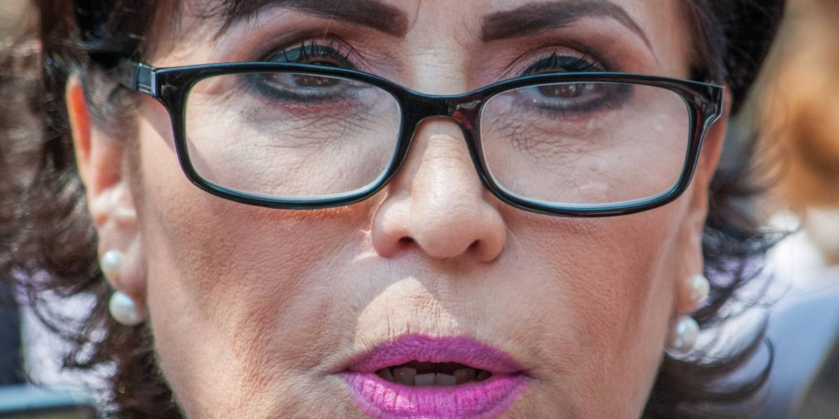 A mí no me van a encontrar un departamento en Miami: Rosario Robles