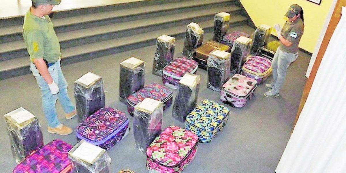 Hallan 400 kilos de cocaína en embajada rusa en Argentina