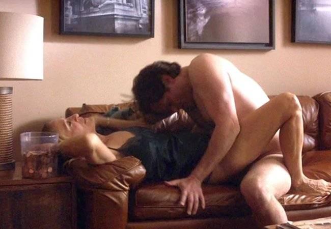 Sarah Jessica Parker estelariza una candente escena de sexo