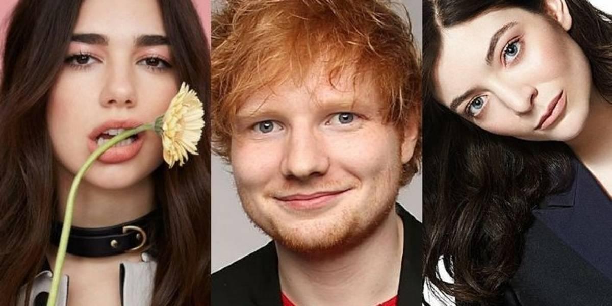 Confira a lista dos vencedores do BRIT Awards