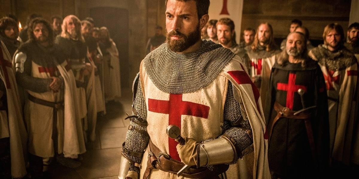 Nova série histórica Knightfall retrata corrida pelo Santo Graal