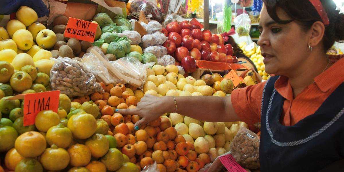 Inflación baja a 5.45% en primera quincena de febrero