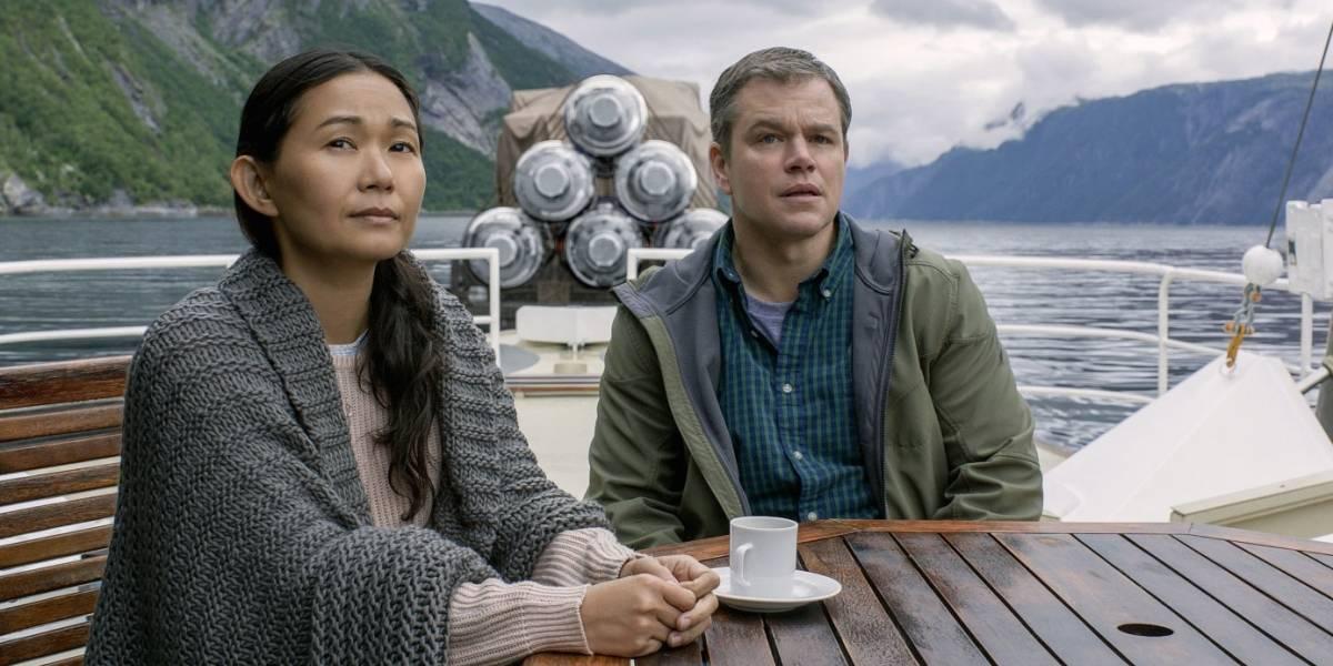 Estrelado por Matt Damon, longa de Alexander Payne reflete sobre invisibilidade