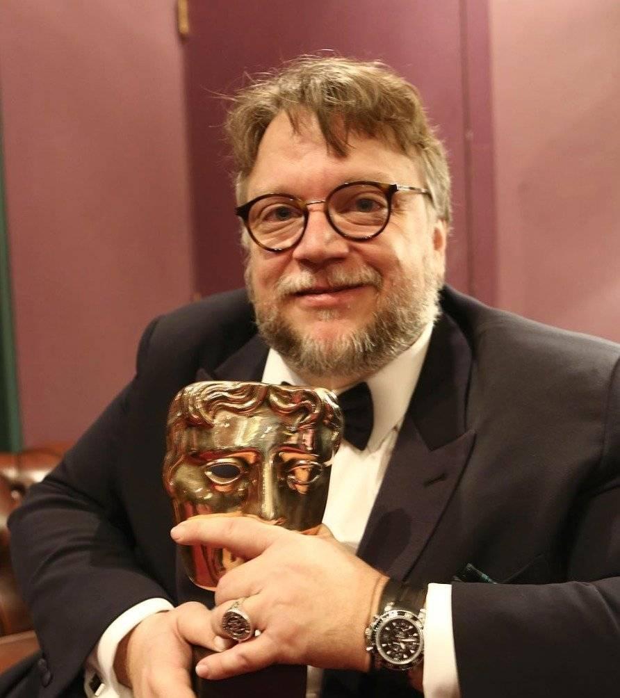 Guillermo del Toro convocatoria