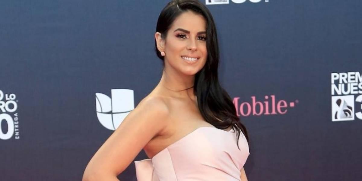 Vanessa De Roide revela el sexo de su bebé