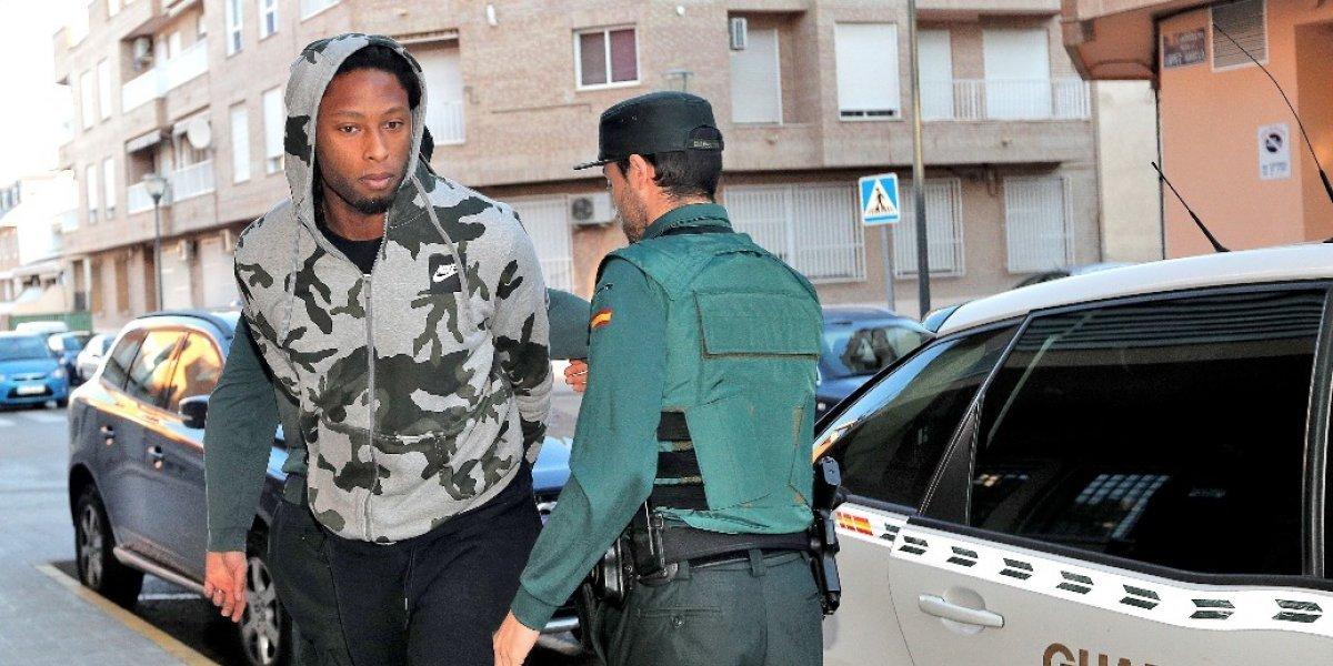 Futbolista del Villarreal, Rubén Semedo, va a prisión sin derecho a fianza