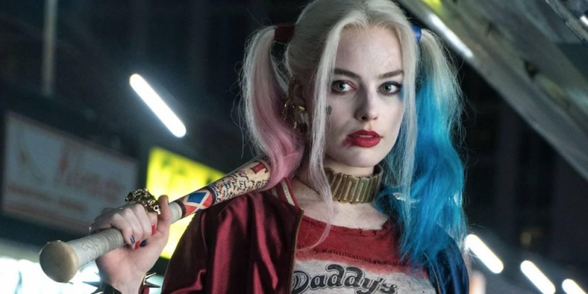 Harley Quinn apoya al Chicharito y el West Ham