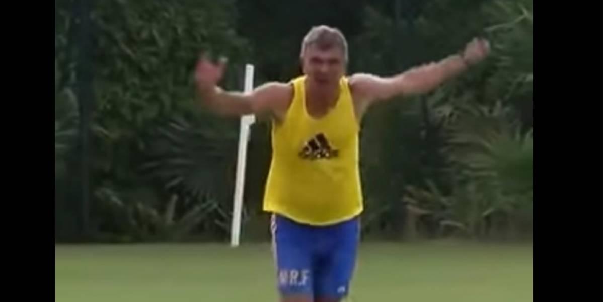 "La verdadera historia del regaño de ""Tuca"" a jugadores de Tigres"
