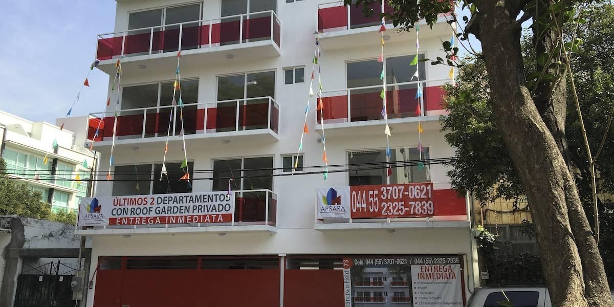 Calculan aumento de hasta 10% en vivienda de CDMX para 2018