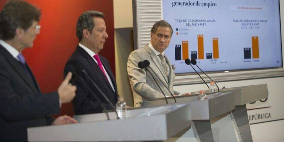 GP de México de F1 2017 dejó al país una derrama de más de 14 mil millones de pesos