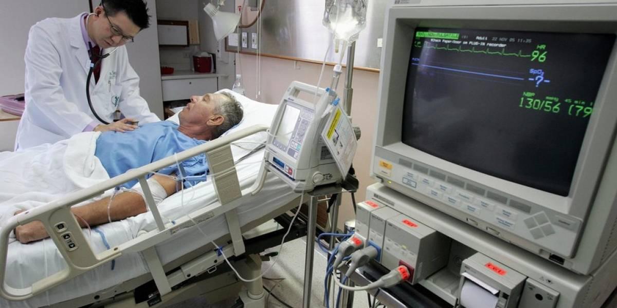 """Prende en fuego la cama del hospital porque """"no le hacían caso"""""""