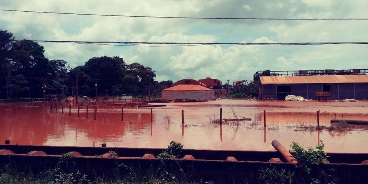 """Mineradora norueguesa tinha """"duto clandestino"""" para lançar rejeitos em nascentes amazônicas"""