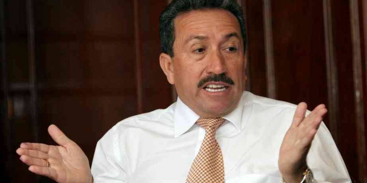 Juez dejó libre al exgobernador de Santander, Hugo Aguilar