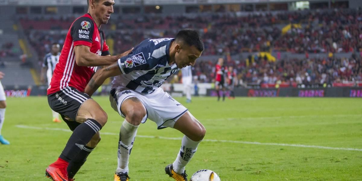 Los Rayados enfrentarán al Atlas sin Urretaviscaya, ni Vangioni