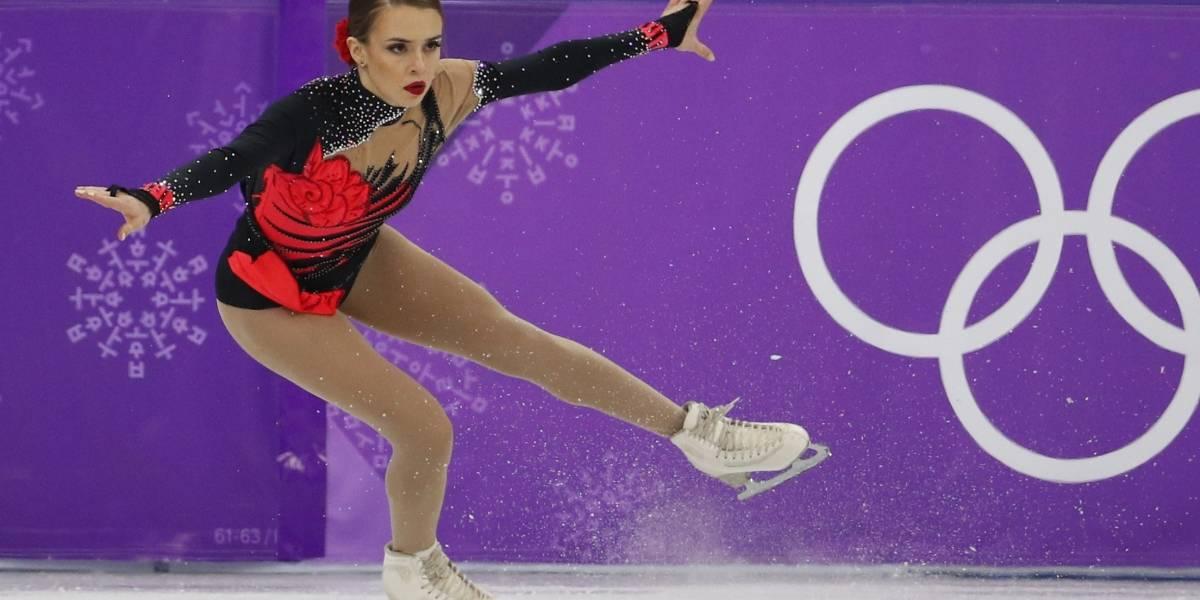 Após fazer história nas Olimpíadas de Inverno, patinadora Isadora Williams cai na final