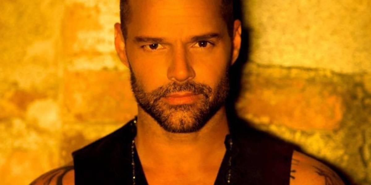 Dramática transformación de Ricky Martin