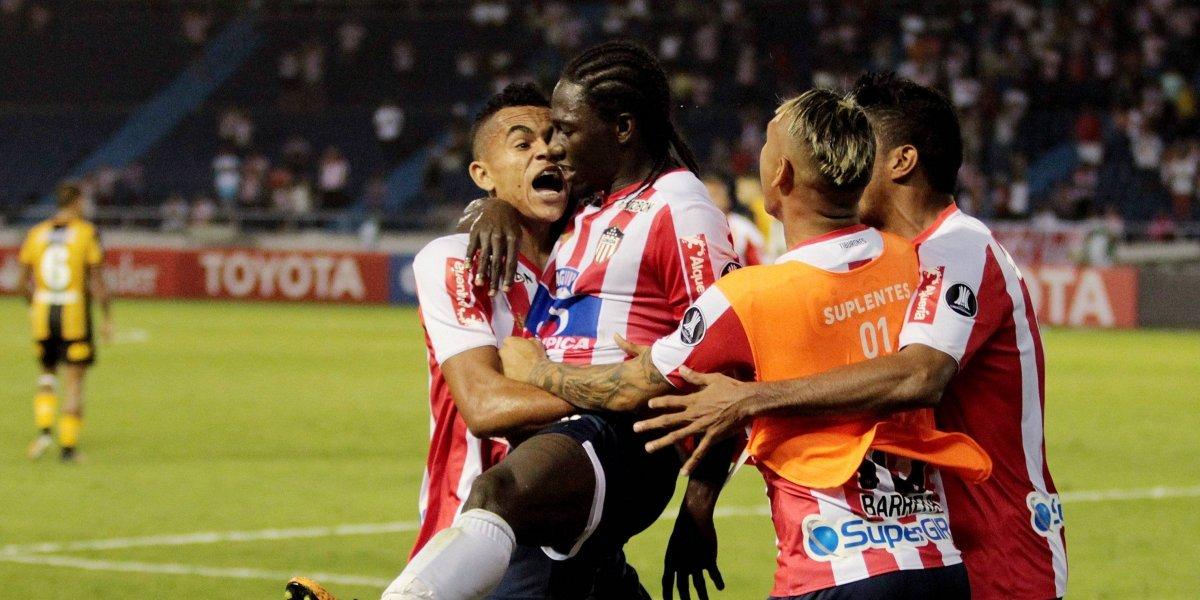 ¡Tiburón continental! Junior accedió a fase de grupos de la Libertadores
