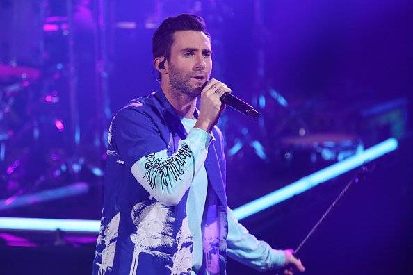 Maroon 5 Getty Images