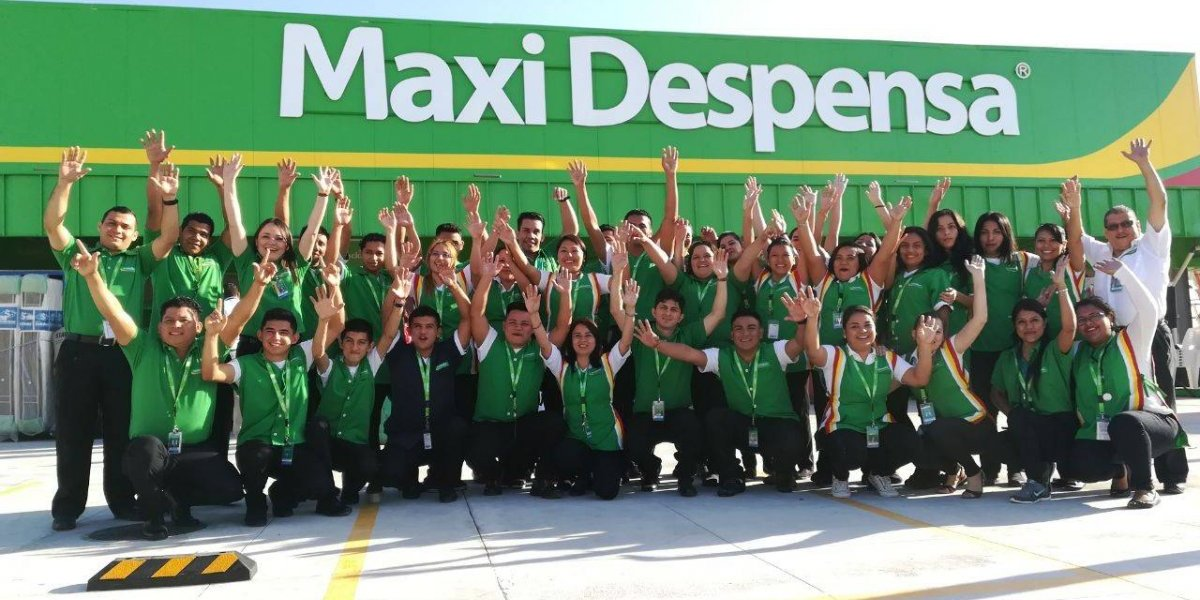 Maxi Despensa se acerca a los vecinos en Teculután con más de 10 mil productos
