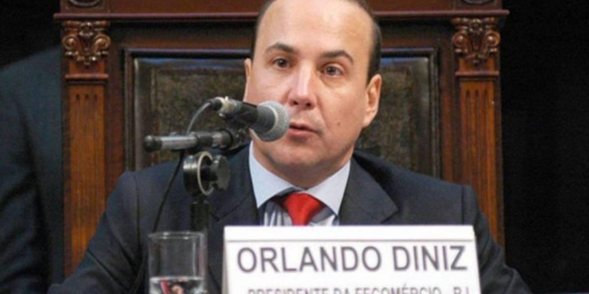 Detienen al presidente de la Federación de Comercio de Brasil por corrupción