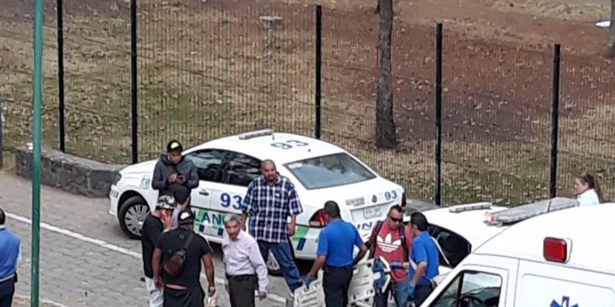 ¡Disparos en Ciudad Universitaria! Reportan un lesionado