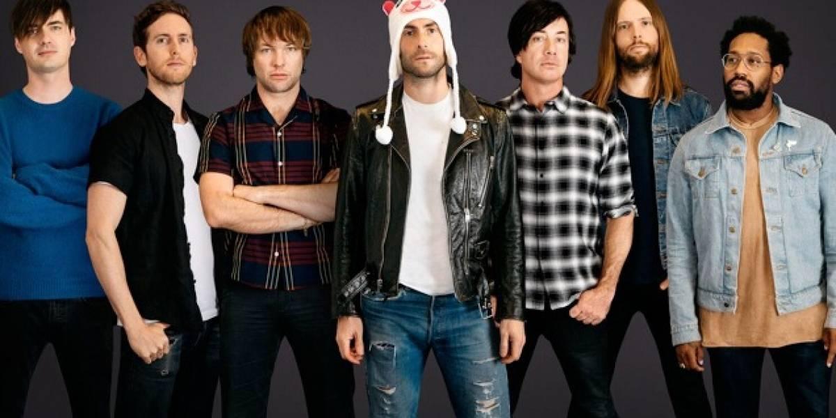 Nuevas localidades disponibles para el concierto de Maroon 5 en Quito