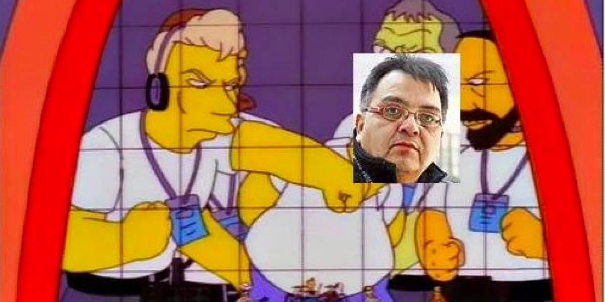 Viña 2018: !Álex Hernández lo hizo de nuevo! Redes sociales se descargaron con memes contra el director del festival