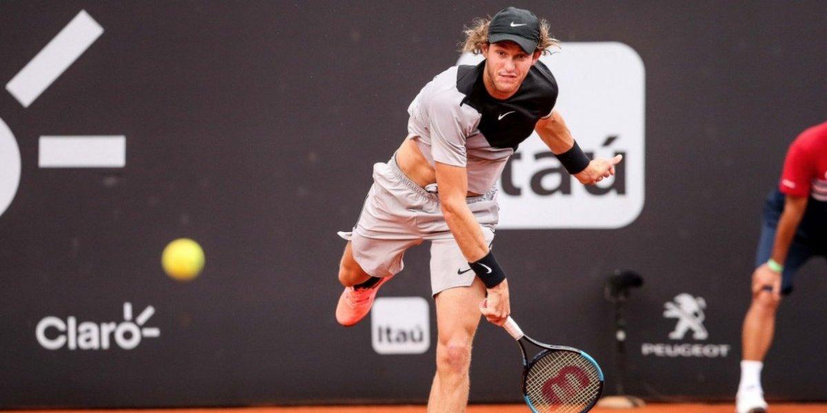 Así vivimos el triunfazo de Nicolás Jarry para alcanzar las semifinales en el ATP de Rio