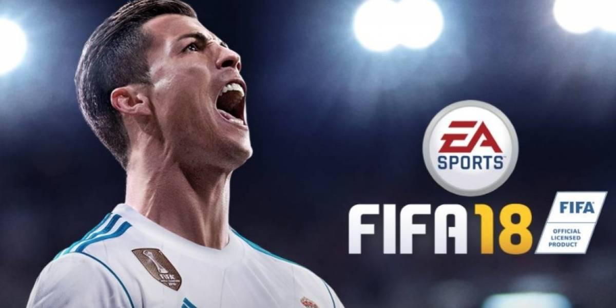 Video: Fanáticos descubren imagen sexual en el FIFA 18