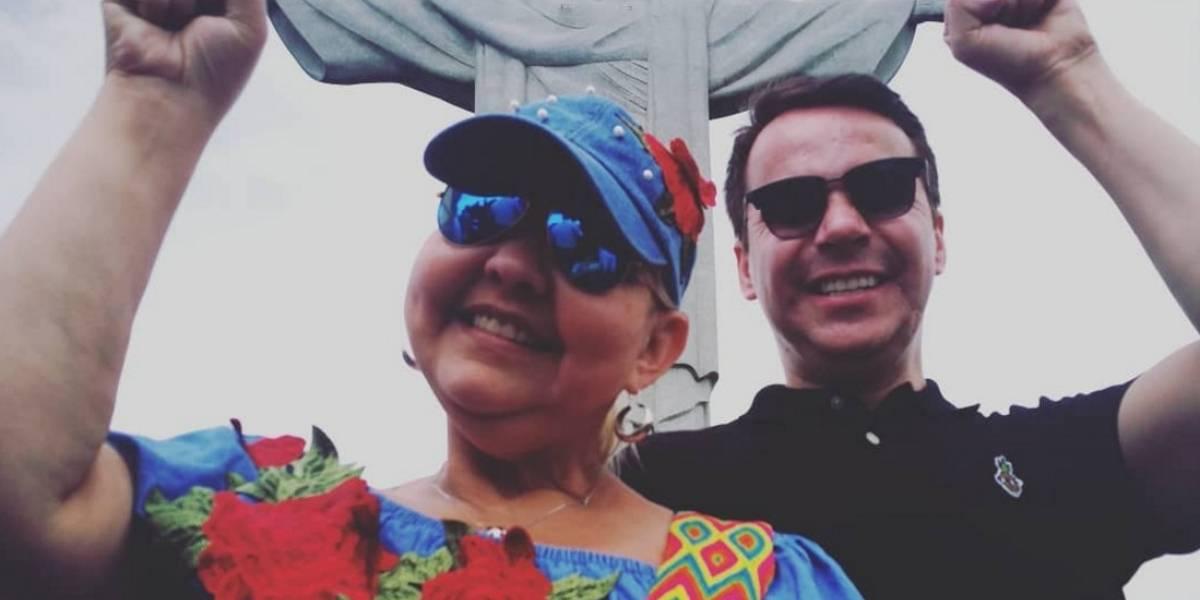 Polilla contó toda la verdad sobre el estado de salud de la Gorda Fabiola