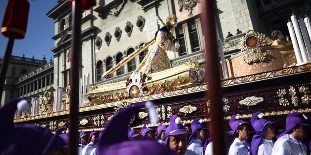 Recomendaciones para asistir a procesiones en Cuaresma y Semana Santa
