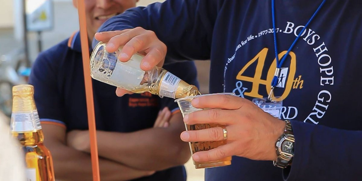 El Gastrofest de Cerveza Modelo recaudó fondos para la educación en Guatemala